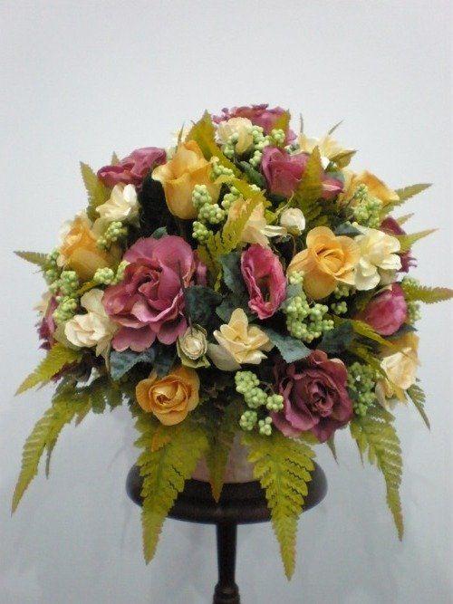 Dried Flower Arrangements - Buy Dried Flower Arrangements Product on ...
