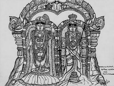 perumal thayar in 2019  ganesha spirituality