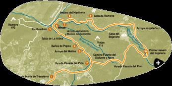 Baños de Popea Campaña Arroyo Bejarano Cordoba España