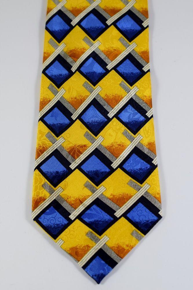 93120413a553 Daniel Hermes Paris 100% Silk Classic Men's Necktie, Handmade for EL-AL  Airlines #DanielHermes #Tie