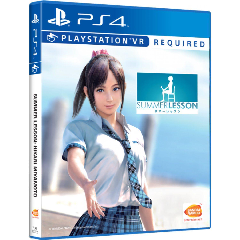 Summer Lesson Miyamoto Hikari Edition English Subs With Images Summer Lesson Playstation Lesson