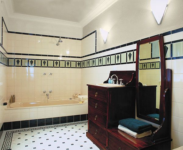 Exceptional Bathroom Tiles Art Deco Part 22