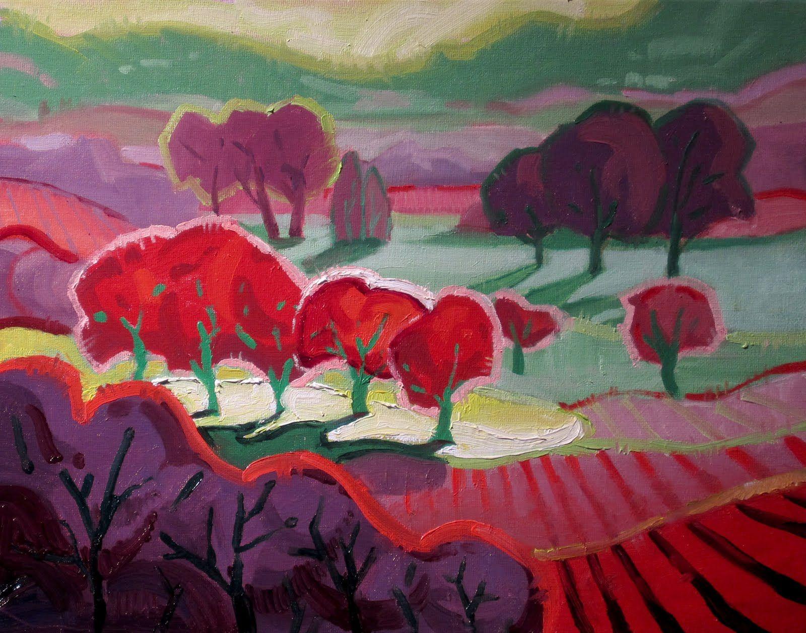James L Johnson Fine Art Fauves In Candyland Henri Matisse Fauvism Art