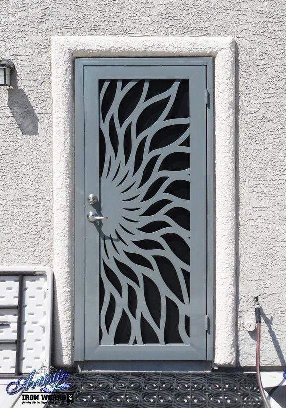 Newer Screen Iron Door Models Council …