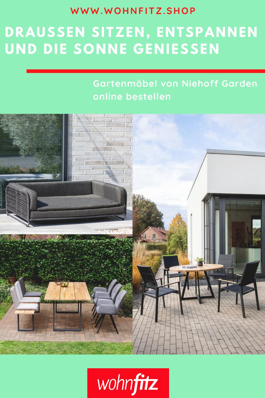 Sonne Geniessen Mit Niehoff Garden In 2021 Gartenmobel Aussenmobel Lounge Tisch