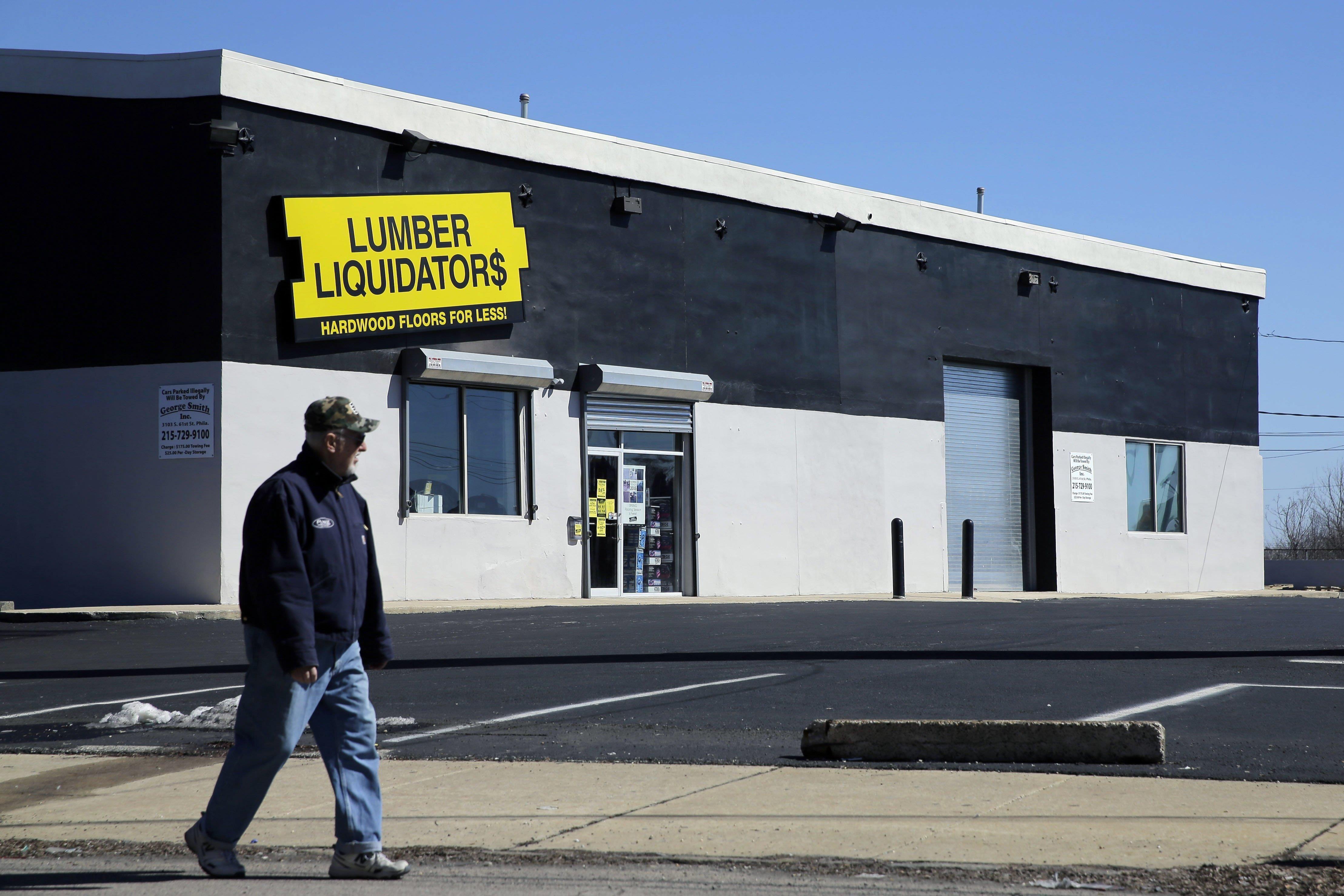 Lumber Liquidators Offers Free Formaldehyde Tests Lumber