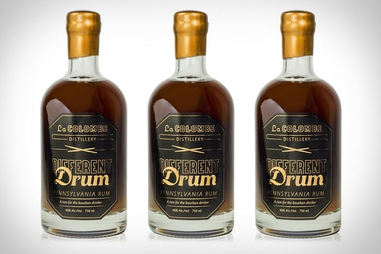 La Colombe Different Drum Rum It certainly isn't