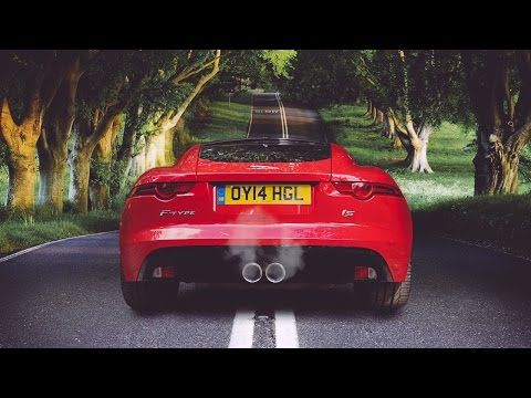 Jaguar F Type Coupe The Best V6 Exhaust Note In History Feels