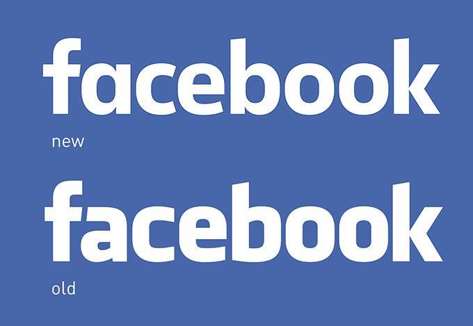 What Do You Think Of Facebook S New Logo Logo Facebook Logo Evolution Facebook News