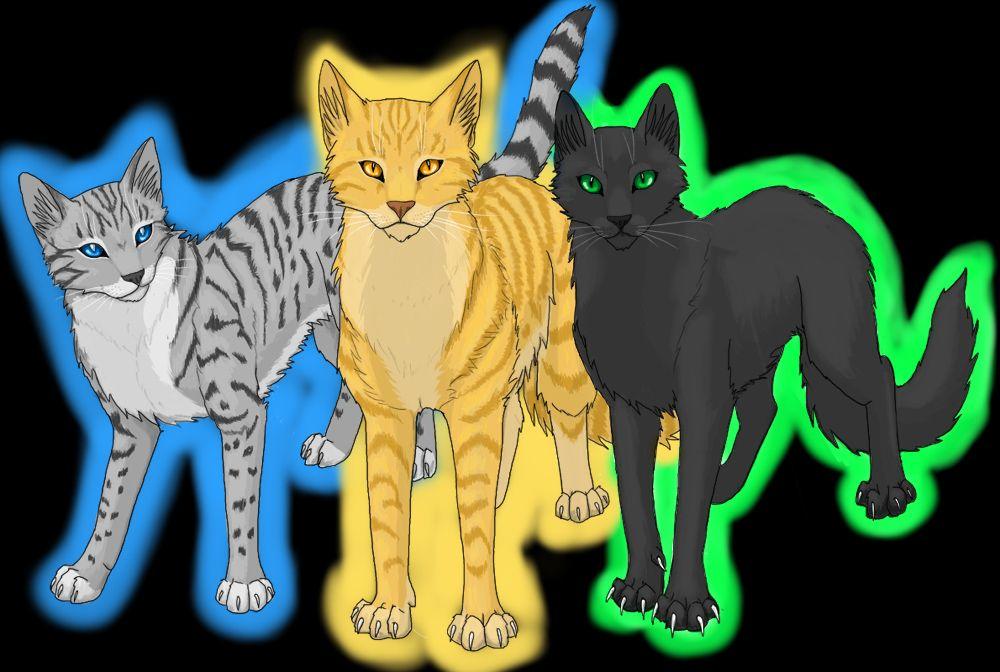 Výsledek obrázku pro warriors cats jayfeather