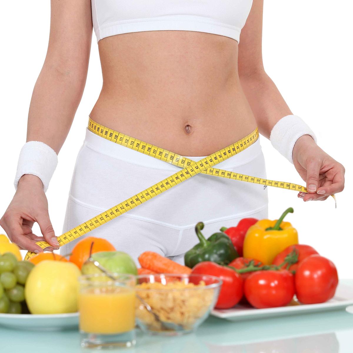 Как начать правильно питаться для похудения