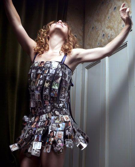 photo flapper dress