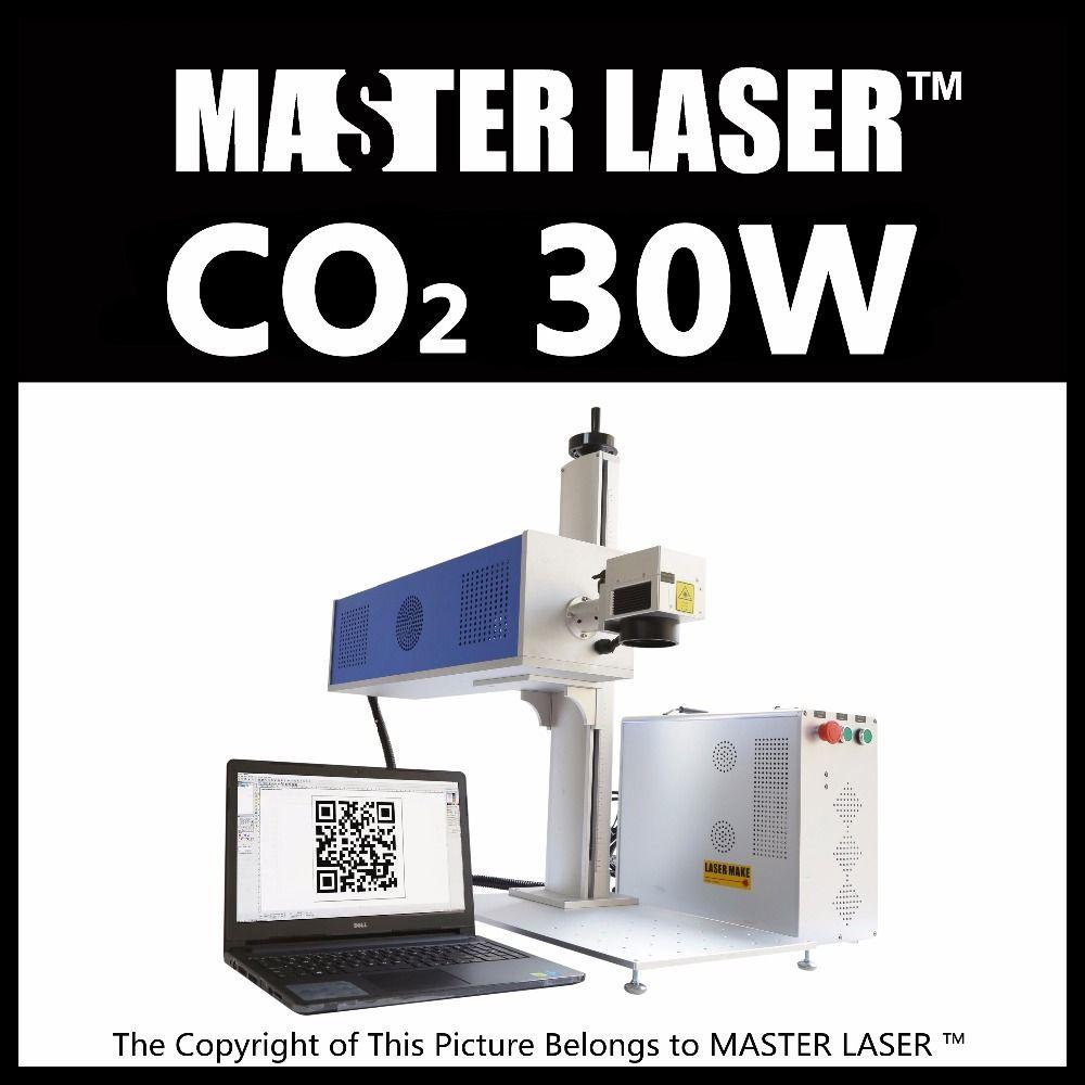 Customize order list co2 laser engraving machine