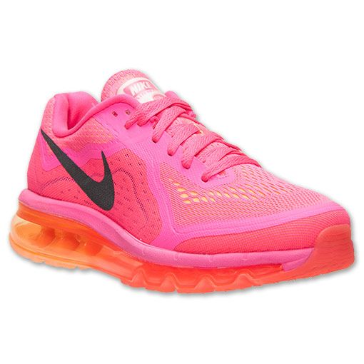nike womens air max+ 2014 running sneakers from finish line