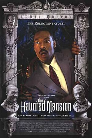Poster For The Haunted Mansion Disney Haunted Mansion Haunted Mansion Walt Disney Movies