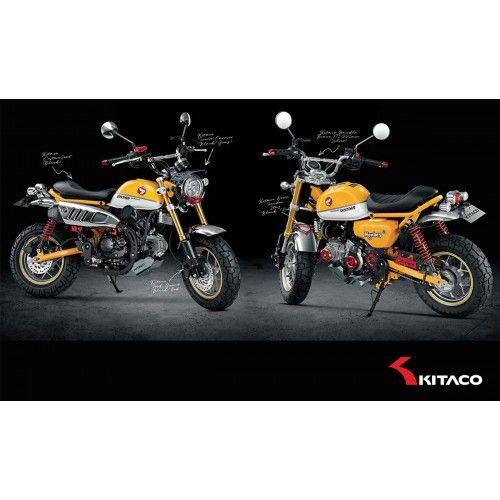 Honda Monkey125 Kitaco Skid Plate Under Guard ...