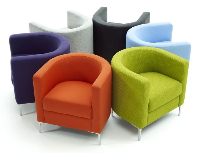 Cool waiting room chairs pinteres for Cool office furniture cheap