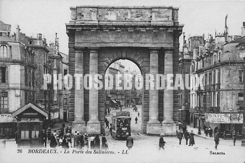 La Porte des Salinières (26) - Bordeaux