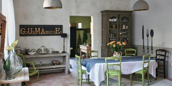 Une maison d\u0027hôtes à Barjac dans le Gard, face au Mont-Lozère