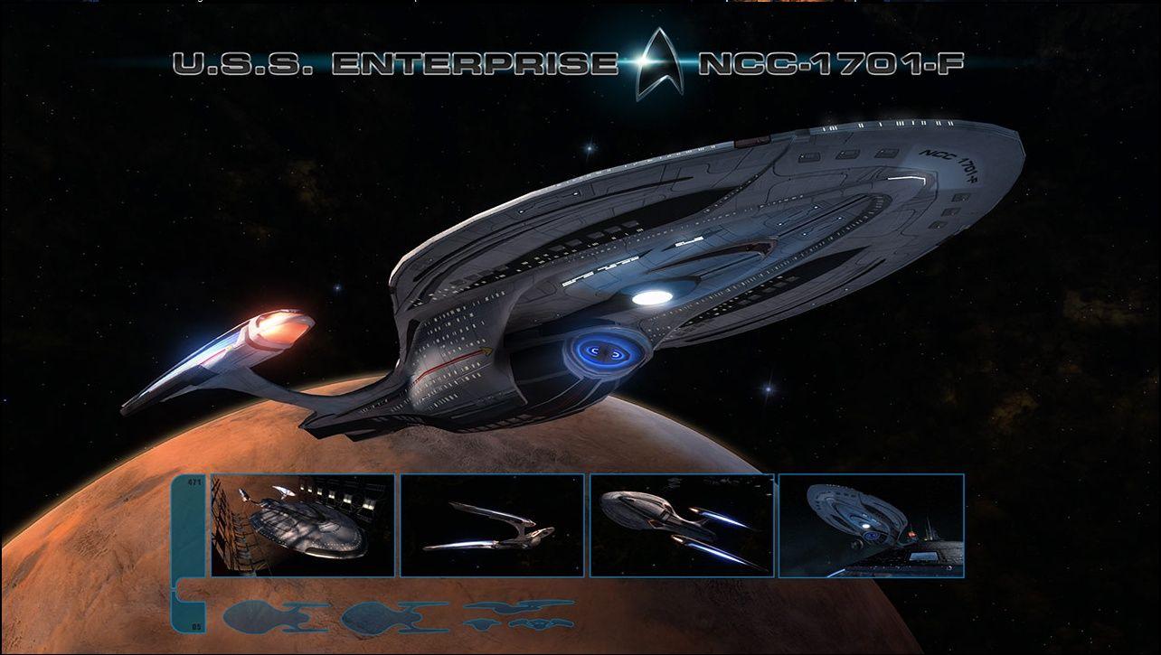 Uss enterprise ncc 1701 d galaxy class saucer separation r flickr - Star Trek Ship Designs Early Look At Star Trek Online S Uss Enterprise F Saucer Separation