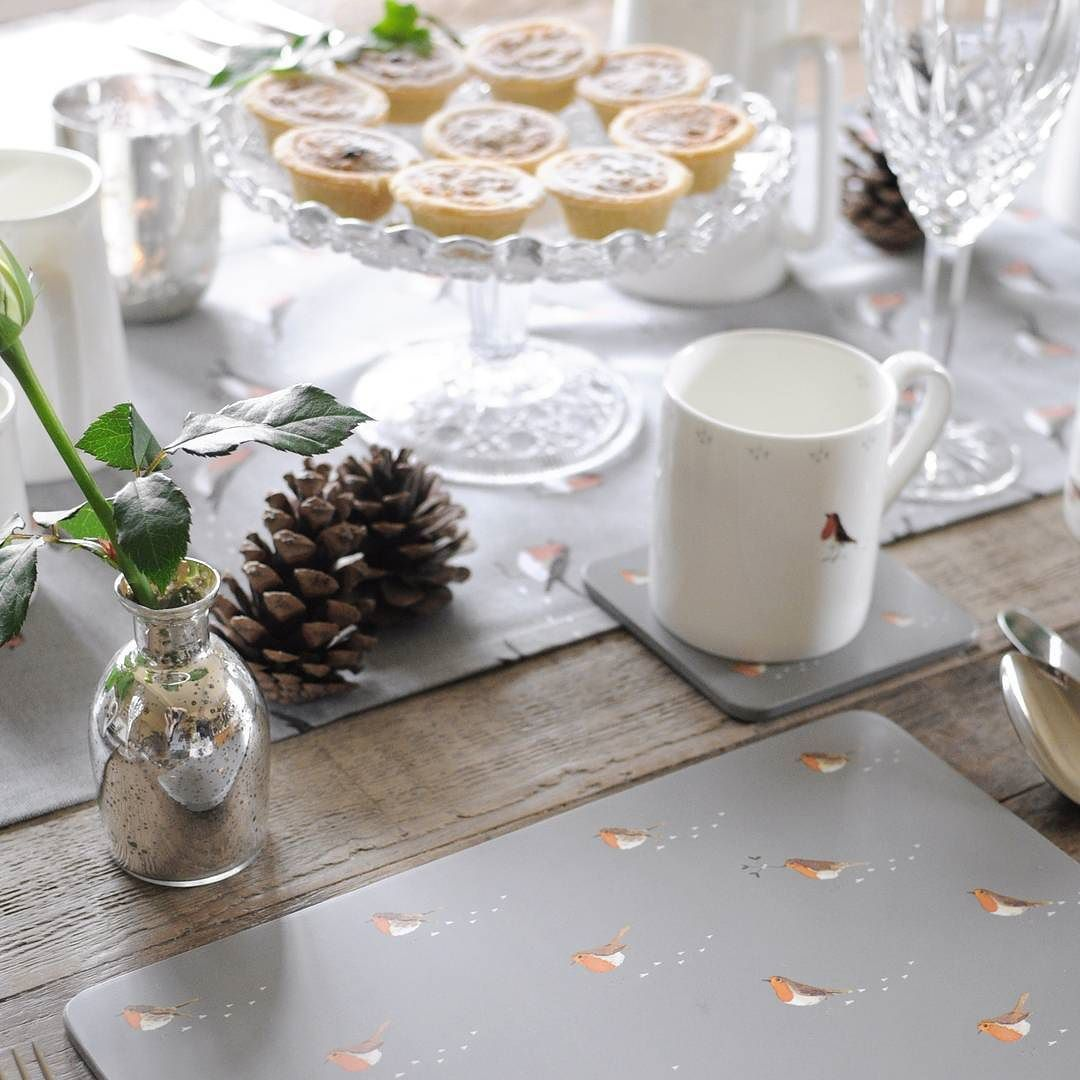 5 days to go... our thoughts are on festive tableware and mince pies & 5 days to go... our thoughts are on festive tableware and mince pies ...