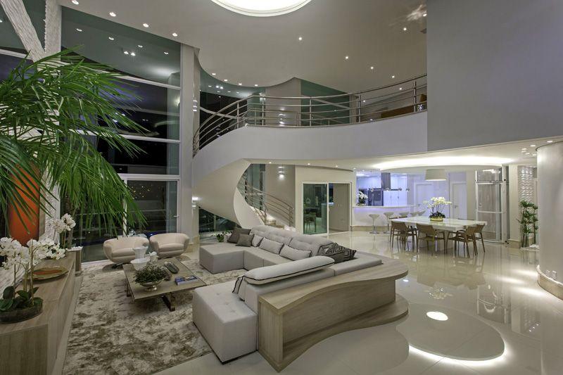 Projeto de Interiores | Casa Europa | Designer de Interiores Iara Kílaris