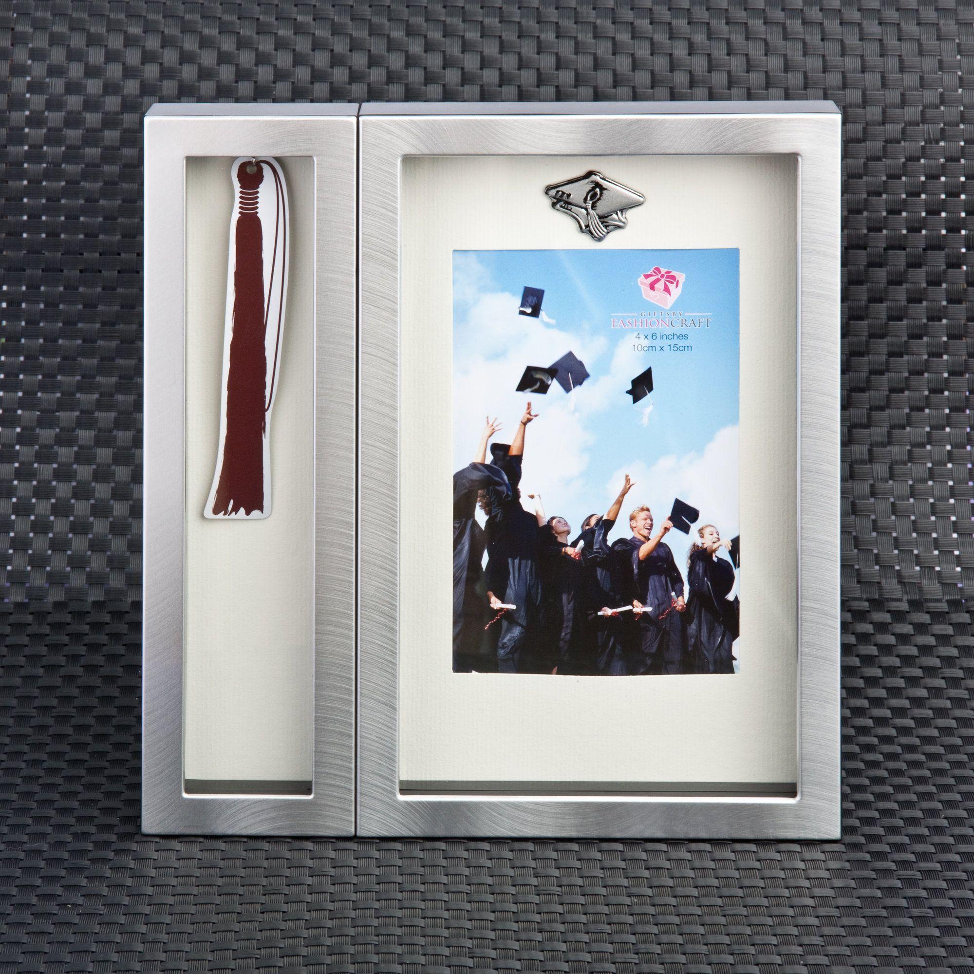 2 Piece Graduation Shadow Box Picture Frame Set | Graduation shadow ...