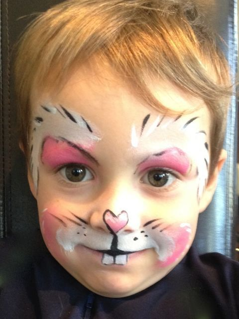 Face Painting For Kids Rabbits Costume Tips