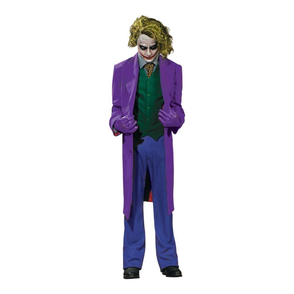 Grand Heritage Joker Halloween Costume for Men - Extra Large  sc 1 st  Pinterest & Grand Heritage Joker Halloween Costume for Men - Extra Large | Joker ...