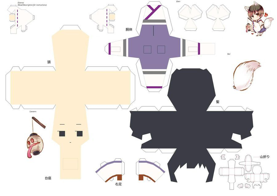 Best Hetalia Paper Craft Templates Images On   Paper