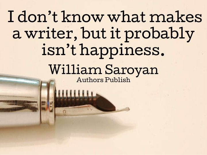 Writers On Why They Write