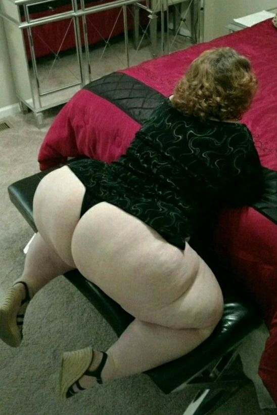 Monster ass ssbbw