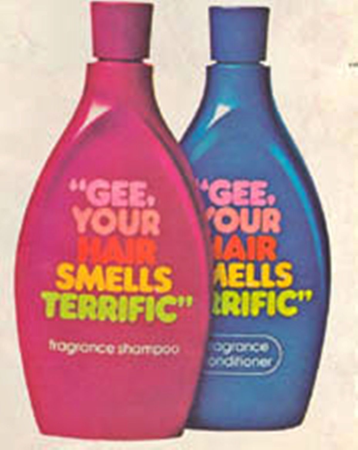 Gee your hair smells terrific fragrance oil