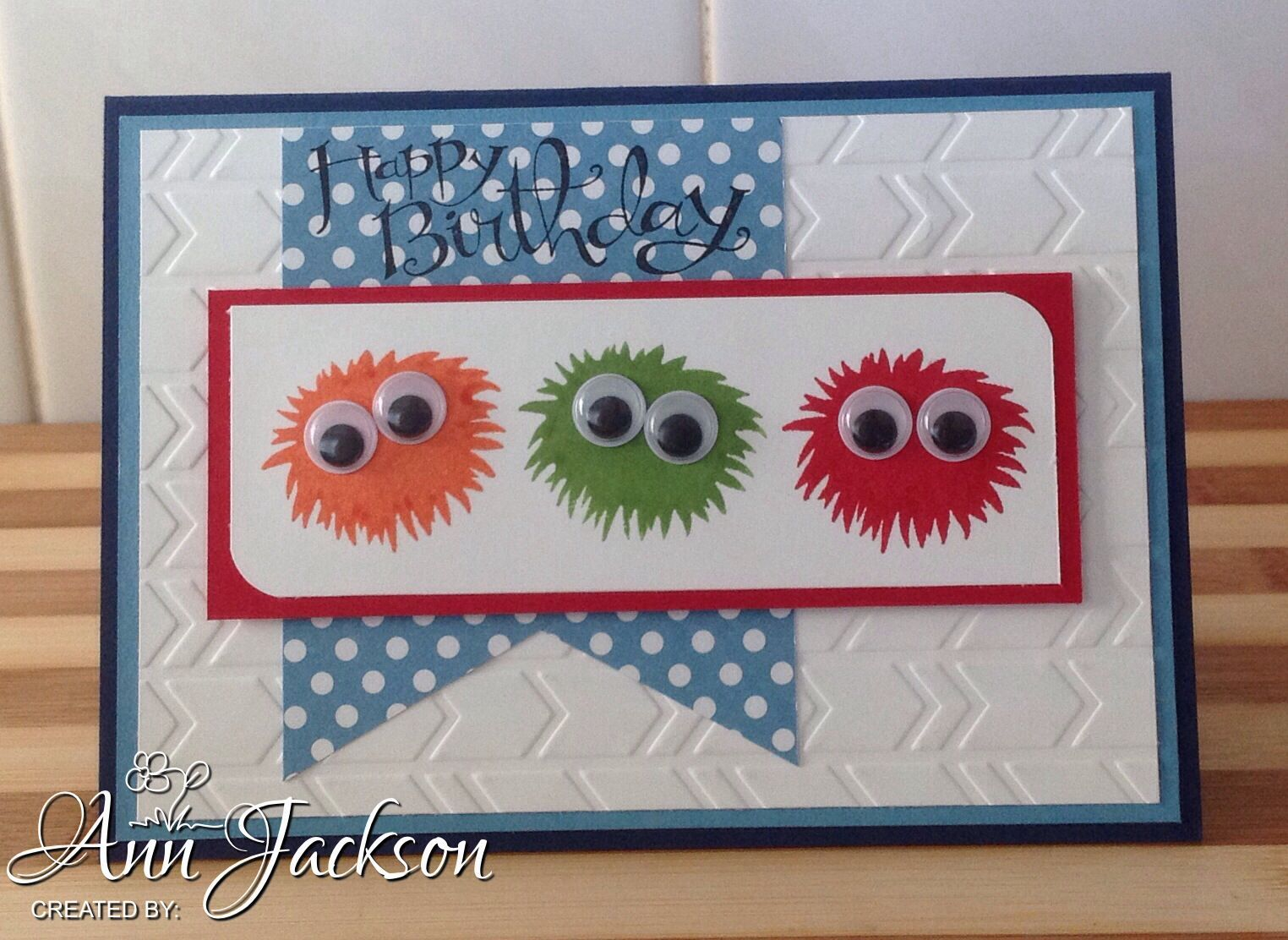 Image result for stampin up childrenus birthday cards kids kards