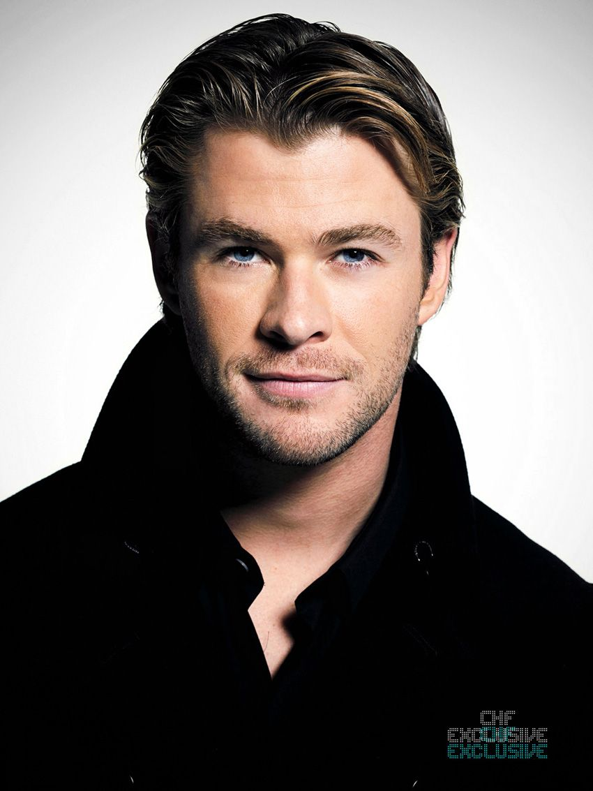 Chris hemsworth poster for empire thor promotional image chris