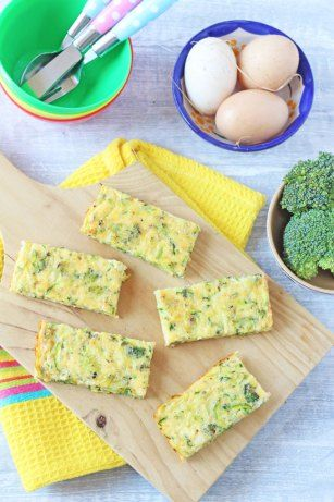 These frittata fingers make the best finger food for baby led recipes forumfinder Images