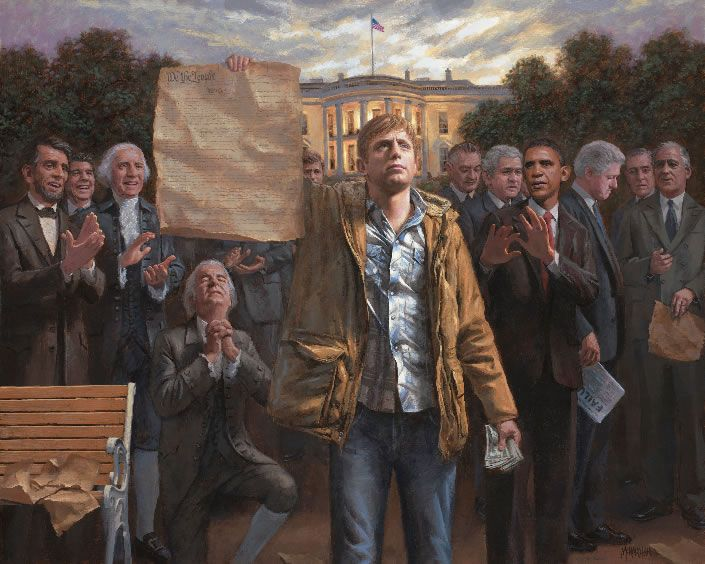The Empowered Man - John McNaughton