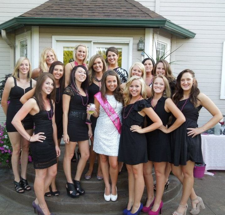 Bachelorette Party Ideas Bridal Shower Pinterest