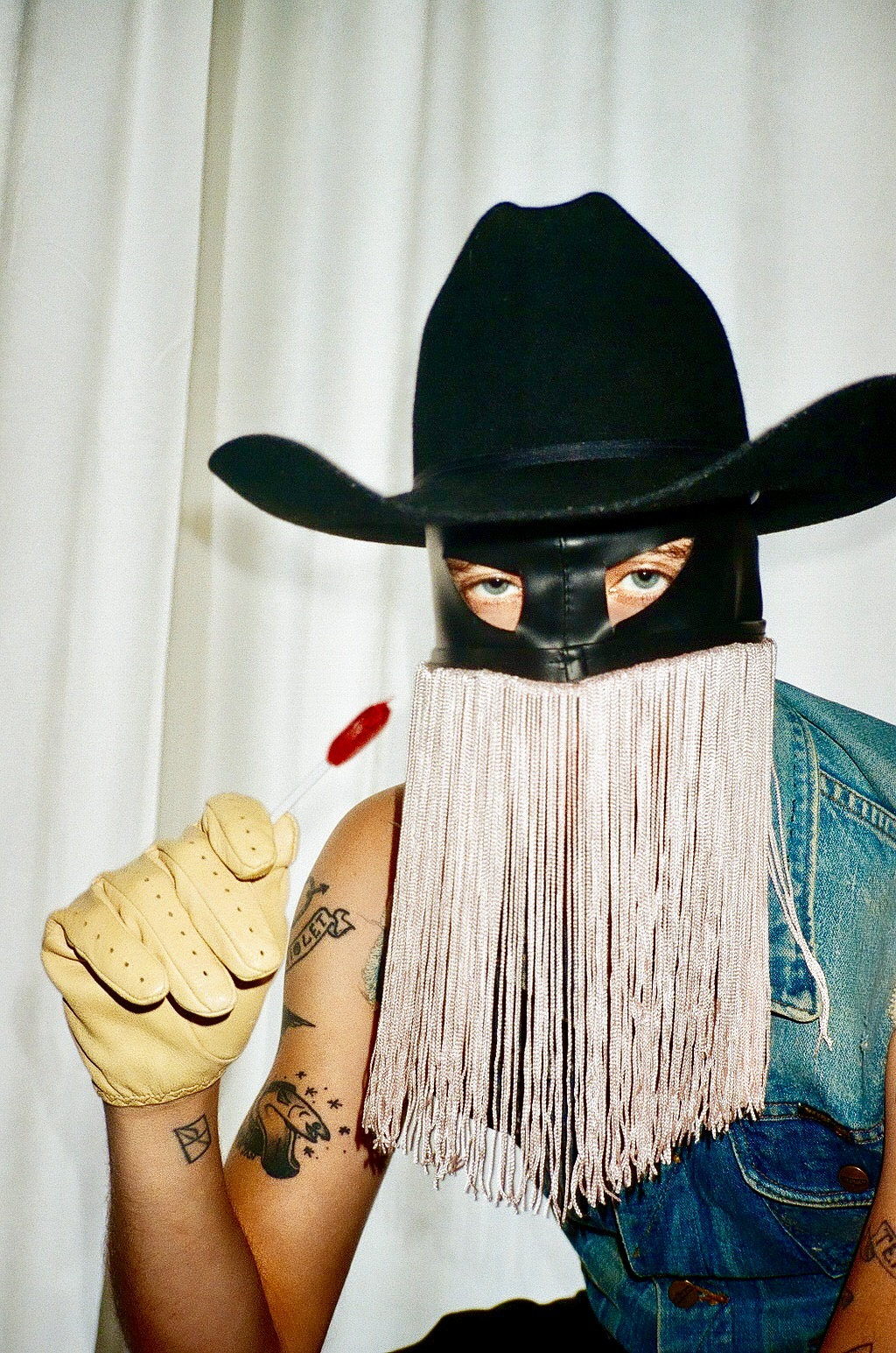 Introducing masked outlaw crooner Orville Peck | W