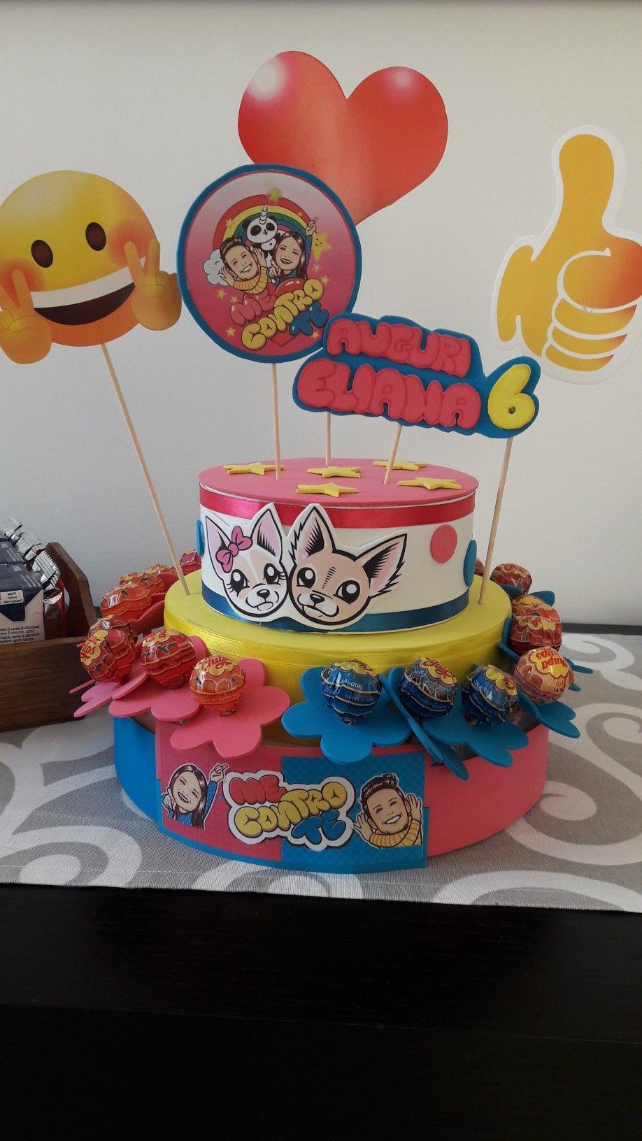 Sofì E Lui Parti Torte Cake Birthday Party
