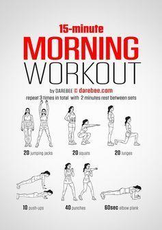 Morgen-Workout für schnelle Erfolge   ELLE