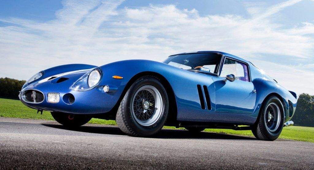 Seller And Buyer Of $44 Million Ferrari 250 GTO Go To Court Over Missing Gearbox