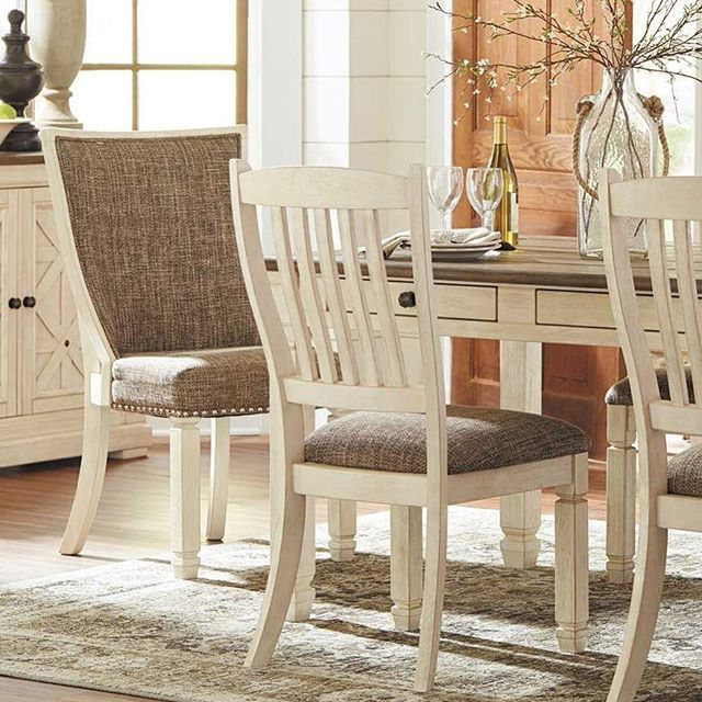 Dine With Country Charm With The Bolanburg 7 Piece Dining Set By Ashley  Furniture. This