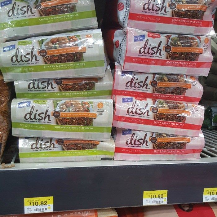 New High Dollar Coupon For Rachael Ray Nutrish Dish Dog Food And