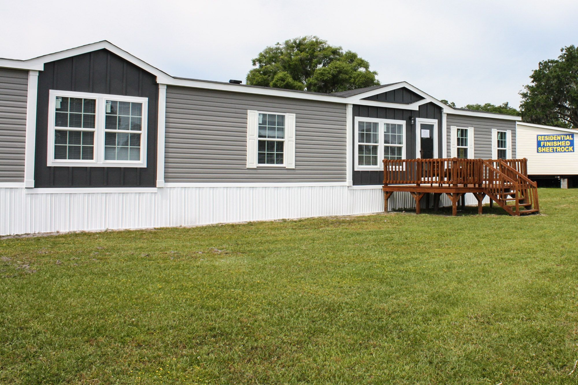 Exterior Color Combinations For Mobile Homes Mobile Home