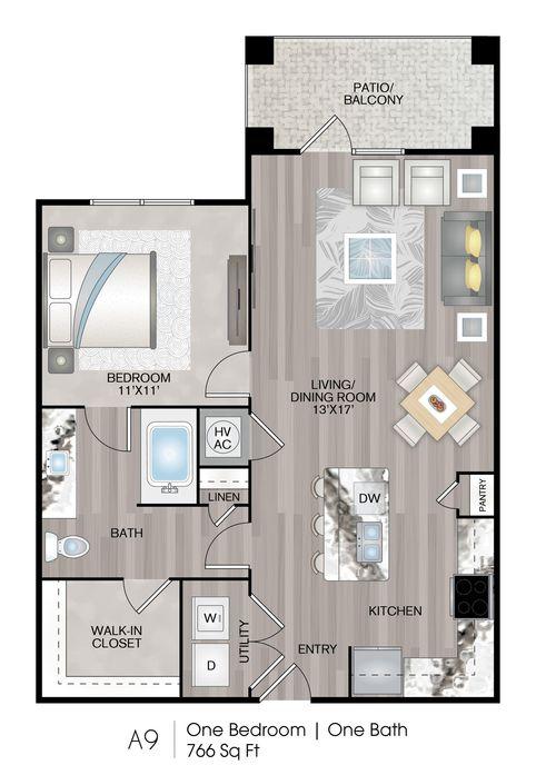1 3 Bedroom Apartments Katy Tx Lenox Reserve Floor Plans In 2021 Floor Plans Bedroom Apartment 3 Bedroom Apartment
