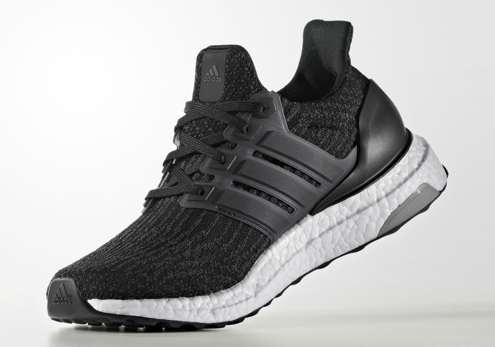 adidas boost black womens
