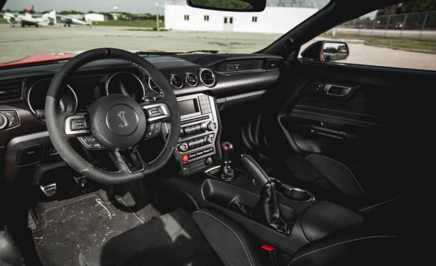 2016 Ford Mustang Shelby Gt350 Interior Mustang Shelby Ford