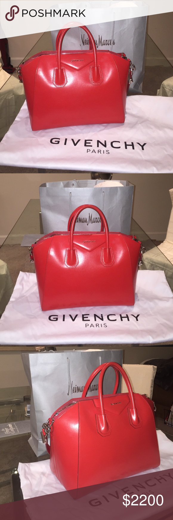 26e2828f20a1 Givenchy Antigona Slightly Used Large Givenchy Bag  Largest one in the Givenchy  Antigona family Normally priced at around 2900 Givenchy Bags Totes