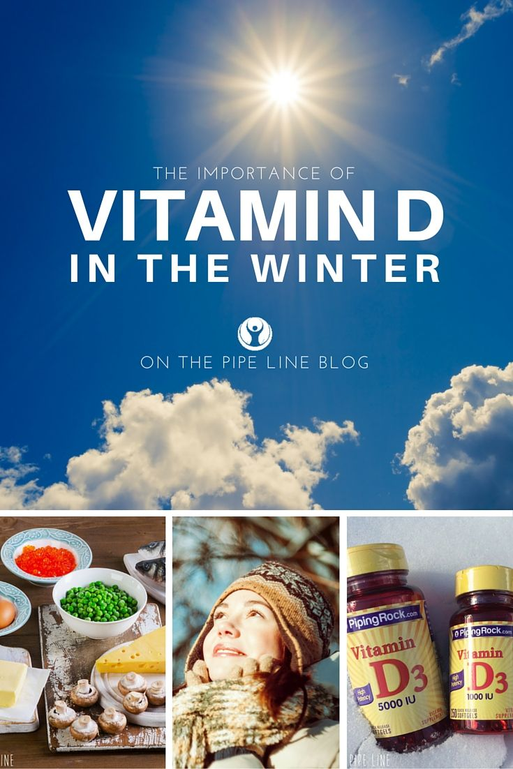 Learn Why Vitamin D Is An Especially Important Nutrient During The Cold  Winter Months.